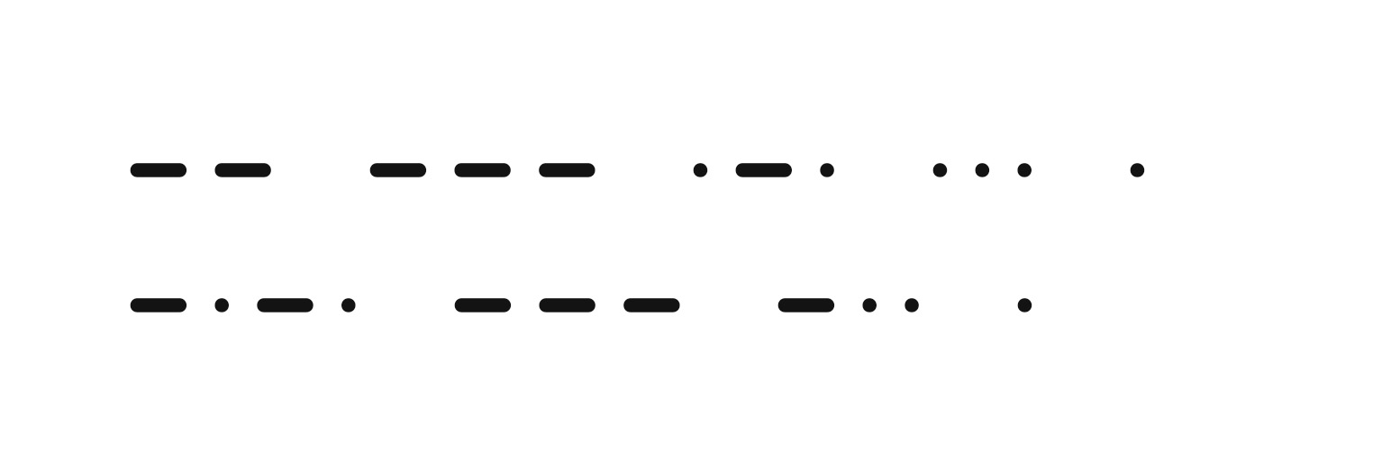 What Hath God Wrought Morse Code